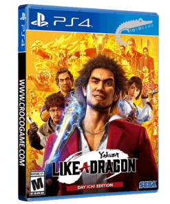 خرید-بازی-yakoza-like-a-dragon-ps4--پلی-استیشن