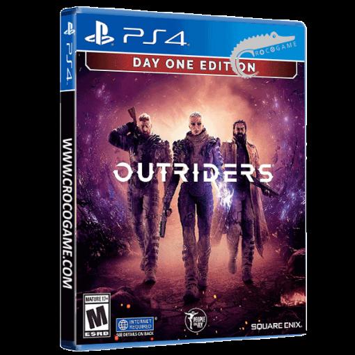 خرید-بازی-ps4-اوت-رایدرز-outriders