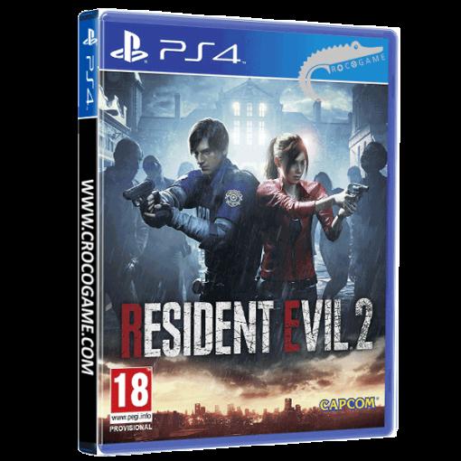 خرید-بازی-ps4-رزیدنت-اویل-2-resident-Evil-2