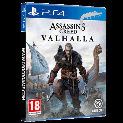 خرید-بازی-ps4-assassins-creed-valhalla-اساسین-کرید-والهالا