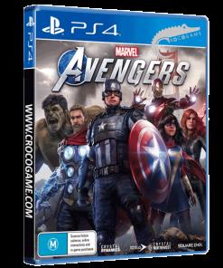 خرید-بازی-ps4-avengers-اونجرز