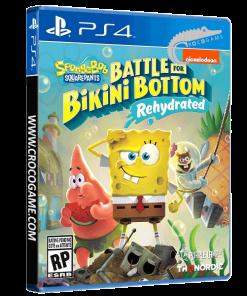 خرید-بازی-ps4-spong-bob-باب-اسفنجی