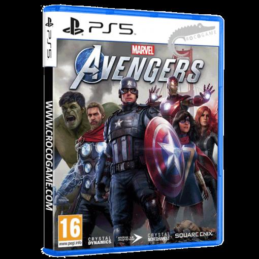خرید-بازی-ps5-Avengers-اونجرز