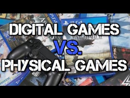 بازی فیزیکی یا دیجیتالی؟ مقایسه معایب و مزایای هرکدام