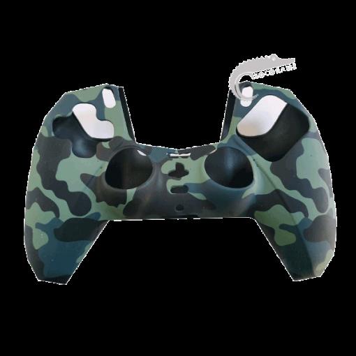 روکش-سیلیکونی-قاب-دسته-پلی-استیشن-5-کاور-دسته-PS5-Dualsense-مدل-ارتشی-لجنی
