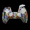 روکش سیلیکونی قاب دسته پلی استیشن 5 کاور دسته PS5 Dualsense مدل استریت آرت