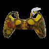روکش سیلیکونی قاب دسته پلی استیشن 5 کاور دسته PS5 Dualsense مدل هل بوی زرد