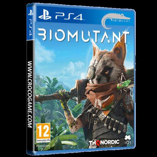 خرید بازی Biomutant Standard Edition برای PS4
