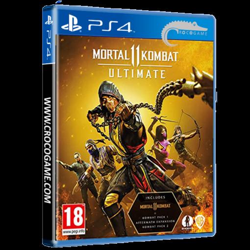 خرید بازی Mortal KOMBAT 11 Ultimate برای PS4
