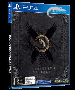 خرید بازی Resident Evil Village Steelbook Edition برای PS4