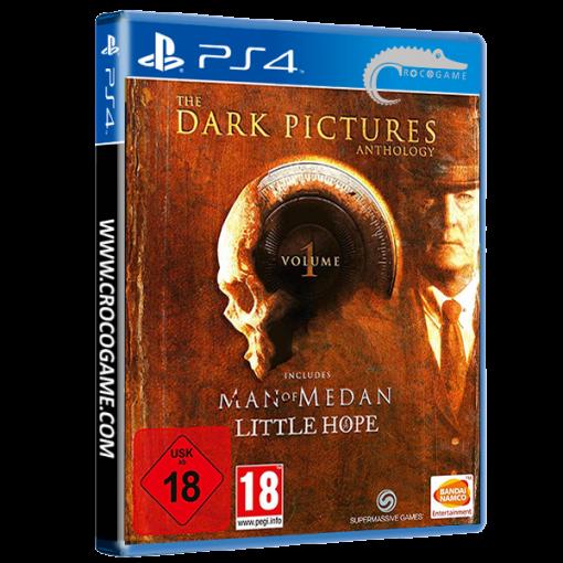 خرید بازی The Dark Pictures Anthology Volume 1 برای PS4