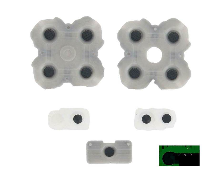 ذغال دسته PS5 پلی استیشن ۵ Dualsense rubber