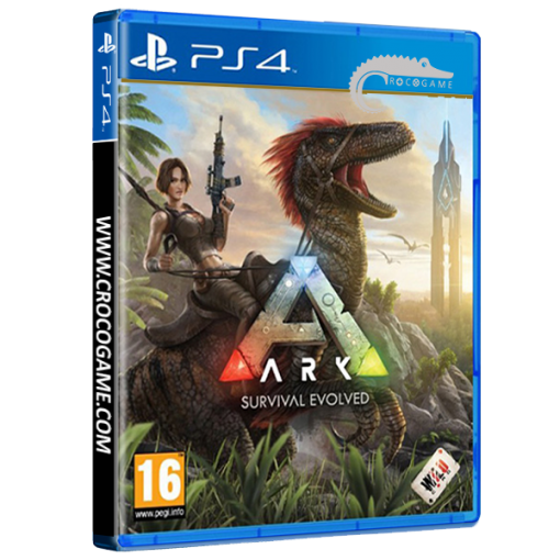 خرید بازی ARK Survival Evolved برای PS4