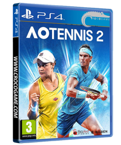 خرید بازی Ao Tennis 2 برای PS4