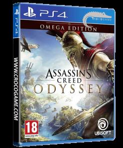 خرید بازی Assassin's Creed Odyssey Omega Edition برای PS4