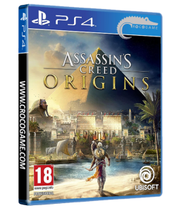 خرید بازی Assassin's Creed Origins برای PS4