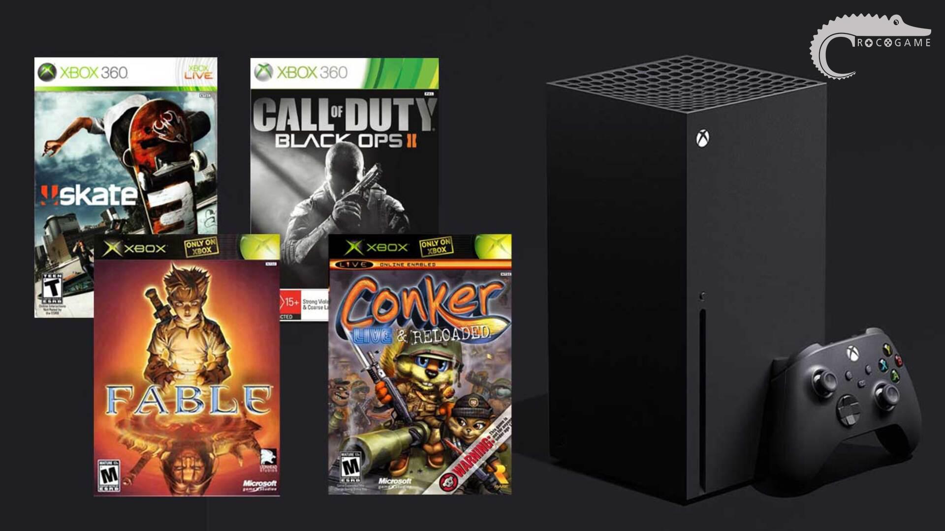 خرید کنسول ایکس باکس سری ایکس XBOX Series X به همراه نصب بازی