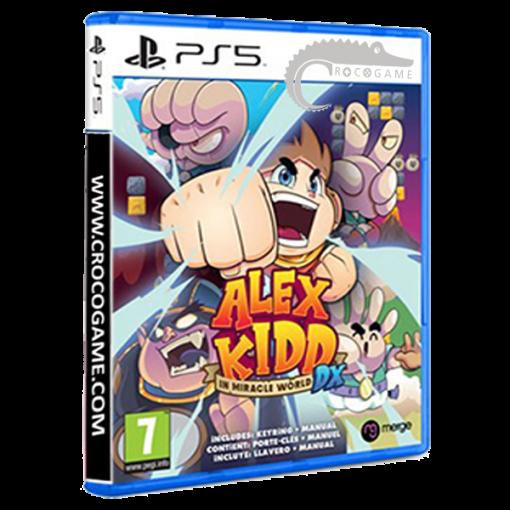 خرید بازی Alex Kidd In Miracle World DX برای PS5