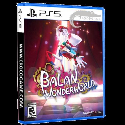 خرید بازی Balan Wonder World برای PS5