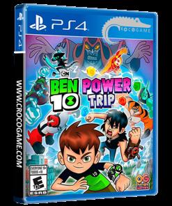 خرید بازی Ben10 Power Trip برای PS4