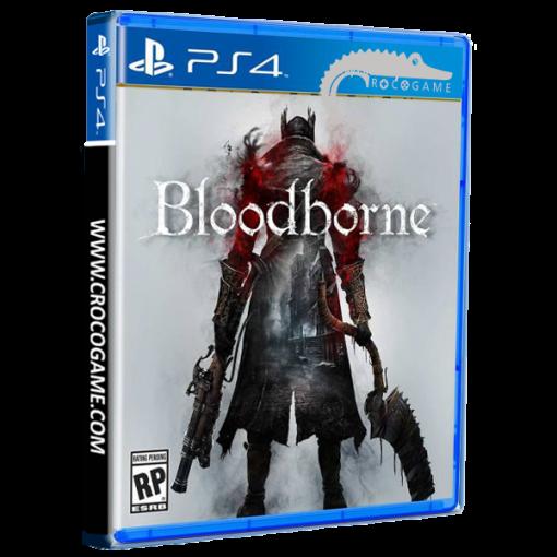 خرید بازی Bloodborne برای PS4
