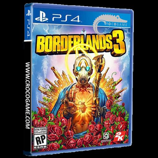 خرید بازی Borderlands 3 برای PS4