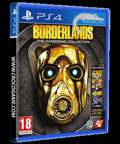 خرید بازی Borderlands Handsome Collection برای PS4