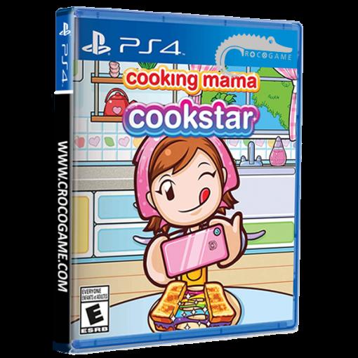 خرید بازی Cooking Mama برای PS4