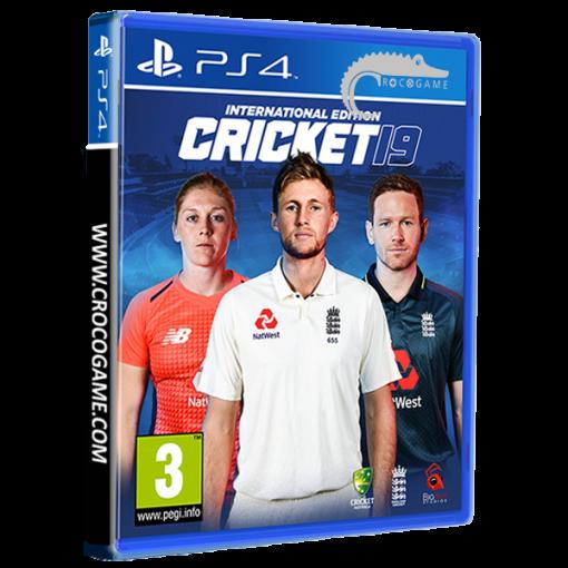 خرید بازی Cricket 19 برای PS4