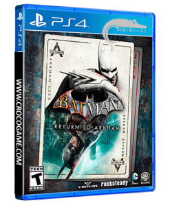 خرید بازی batman return to arkham برای PS4