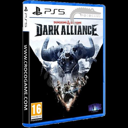 خرید بازی Dark Alliance Steelbook برای PS5