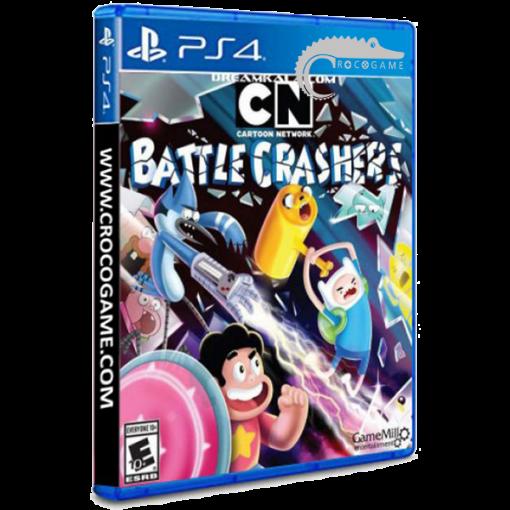 ps4 بازی Cartoon Network Battle Crashers خرید بازی
