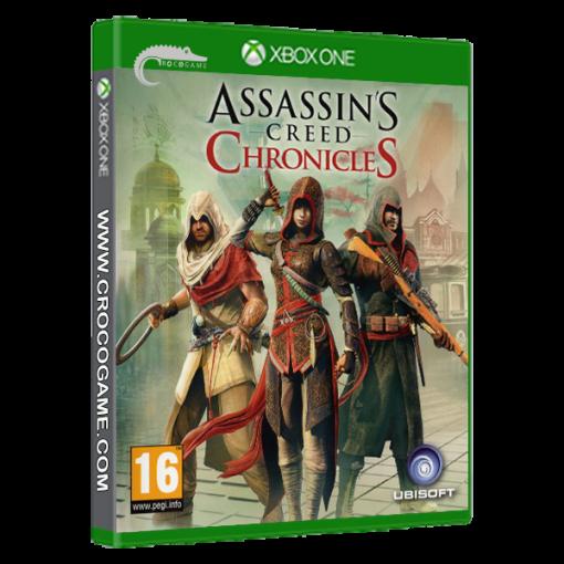 خرید بازی Assassin's Creed Chronicles برای xbox one