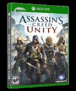خرید بازی Assassin's Creed unity برای xbox one