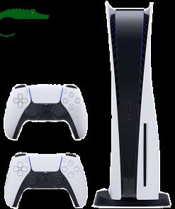 خرید کنسول پلی استیشن ۵ PS5 با دو دسته